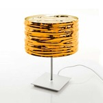 Aqua Cil Table Lamp