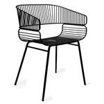 Trame Chair - Black