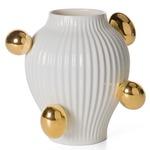 Delft Blue No 6 Vase - White