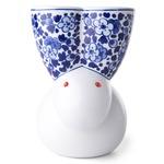 Delft Blue No 9.2 Vase - Blue/ White