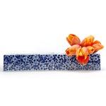 Delft Blue No 10.1 Vase - Blue/ White