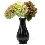 Delft Blue No 10.3 Vase - Black