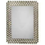 Honeycomb Mirror - Champagne / Mirror