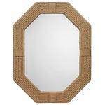 Lanyard Mirror - Jute Rope / Mirror