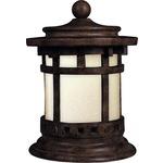 Santa Barbara LED E26 Outdoor Deck Light - Sienna / Mocha