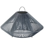 Koord Outdoor Table Lamp - Black / Lithium - Koord