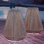 Koord 112 Outdoor Table Lamp - Marzipan - Koord