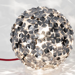 Ortenzia Mini Floor Lamp - Nickel /