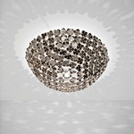 Ortenzia Ceiling - Nickel /