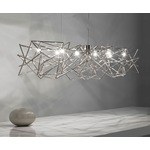 Etoile Linear Suspension - Nickel /