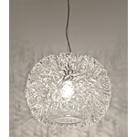Sea Urchin Suspension - Nickel / Crystal