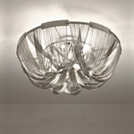 Soscik Ceiling Light Fixture - Nickel