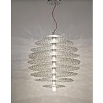Tresor Pendant - Silver Leaf /
