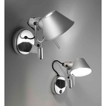 Tolomeo LED Classic Wall Spot with Switch