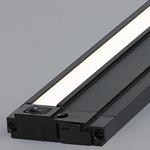 Unilume Slimline Undercabinet Light 3000K 90CRI - Black /