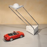 Kandido LED Table lamp - Matte White /