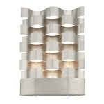 Metal Weave LED Wall Sconce