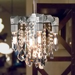 Bryce Five Bulb Chandelier