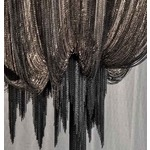 Atlantis Three Tier Suspension - Black Nickel /