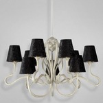 Prima 9 Light Chandelier