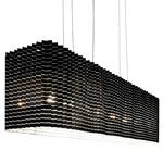 Plisse Adjustable Suspension - Polished Stainless Steel / Black