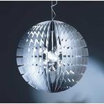 Helios Aluminum Suspension  - Aluminum / Grey