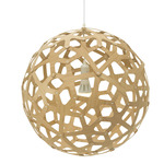 Coral Pendant - Bamboo / Caramel / Caramel