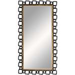 Pasi Mirror - Natural Iron