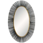Perseus Mirror - Natural Iron