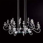 Ricciolo Suspension - Chrome /