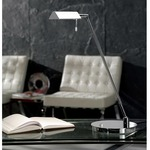 Bernie Desk Lamp - Chrome /