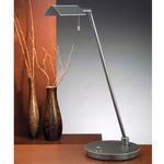 Bernie Desk Lamp - Hand Brushed Old Bronze /