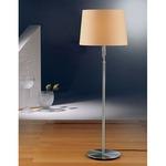 Illuminator 2545 Adjustable Floor Lamp - Satin Nickel / Kupfer