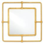 Metro Square Mirror -