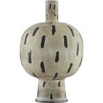 Declan Vase - Antique Cream / Black