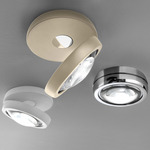 Nautilus Ceiling Light - Matte White