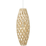 Hinaki Pendant - Bamboo / Natural / Natural
