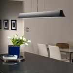 Zhane LED Linear Suspension - Satin Nickel /