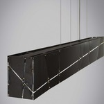 Crossroads Linear Suspension - Steel /