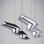 Jorn Linear Suspension - Black /