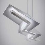 Jorn Linear Suspension - Satin Nickel /