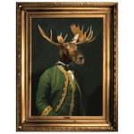 Lord Montague Canvas - Gold