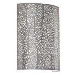 Rami Wall Sconce - Stainless Steel /