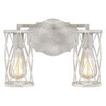 Cosette Bathroom Vanity Light - Driftwood White