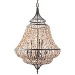 Maarid Multi Tier Chandelier