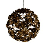 Pinwheel Suspension - Bronze /