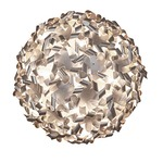 Pinwheel Wall / Ceiling Light - Aluminum /