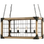 Eufaula Rectangle Chandelier