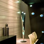 Vertigo Floor Lamp - Mirror /
