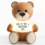 Moschino Toy Novelty Lamp - Brown / White